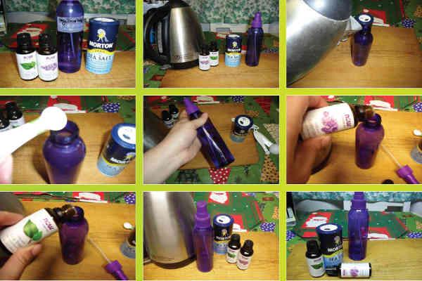 Bacne Spray