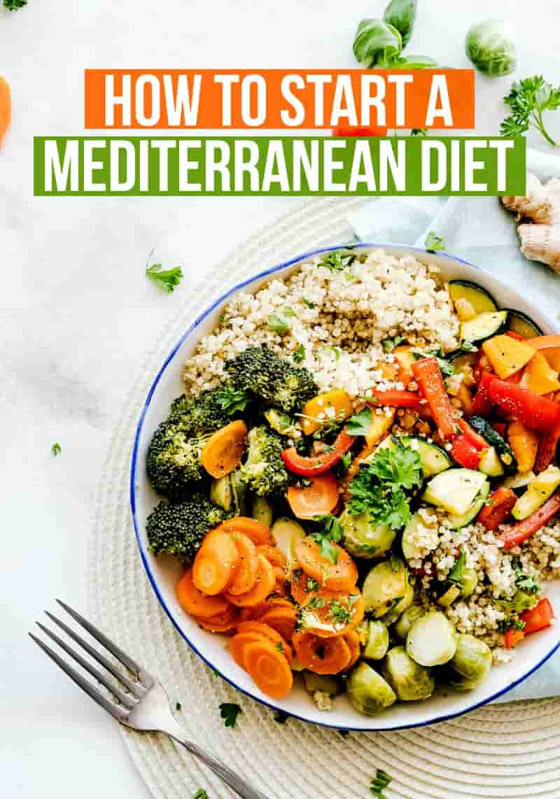 How to Start a Mediterranean Diet